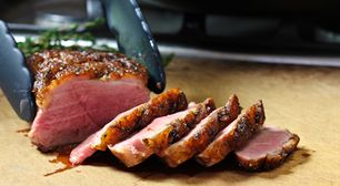 RECIPE: Sugar-n-Spice Duck