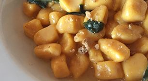 RECIPE: Pumpkin Gnocchi