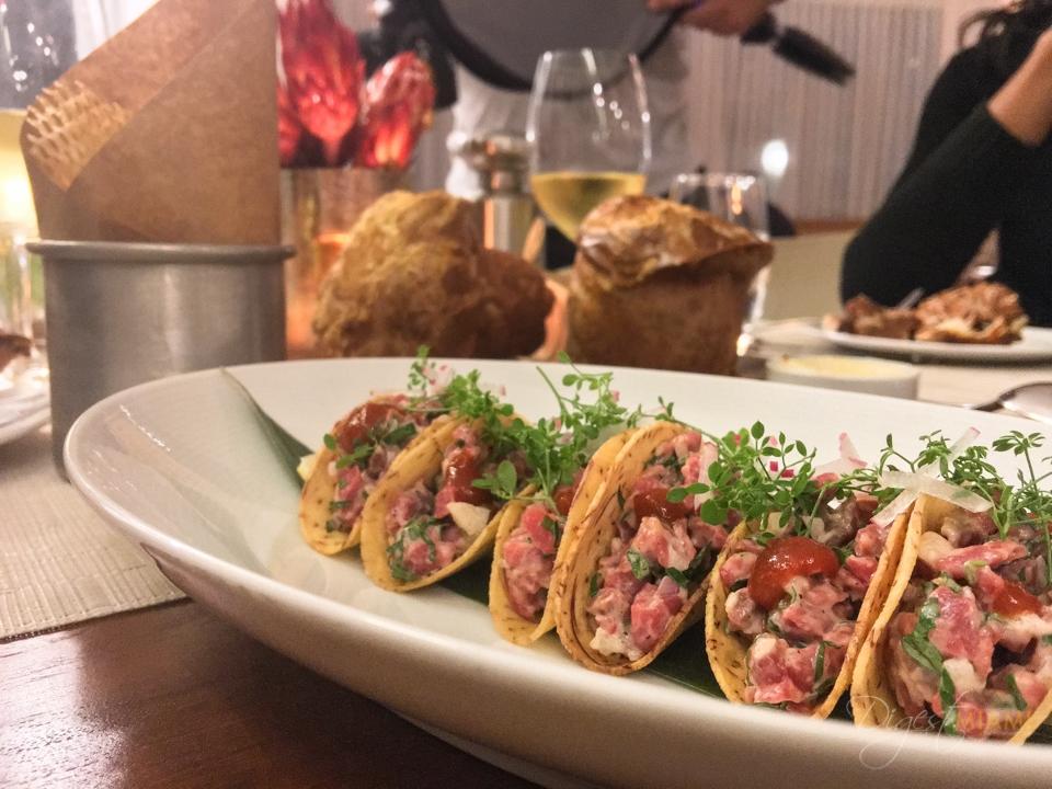 New BLT Steak South Beach