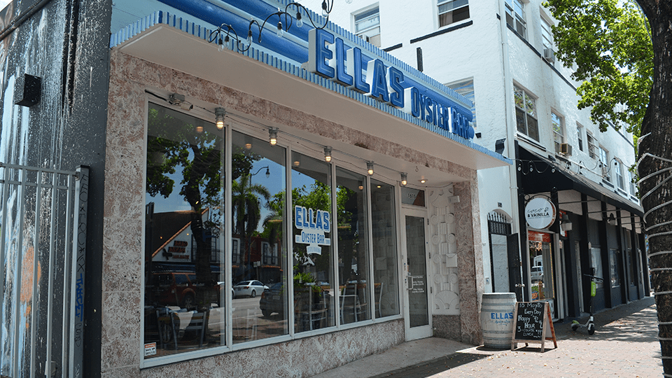 Ella's Oyster Bar Little Havana