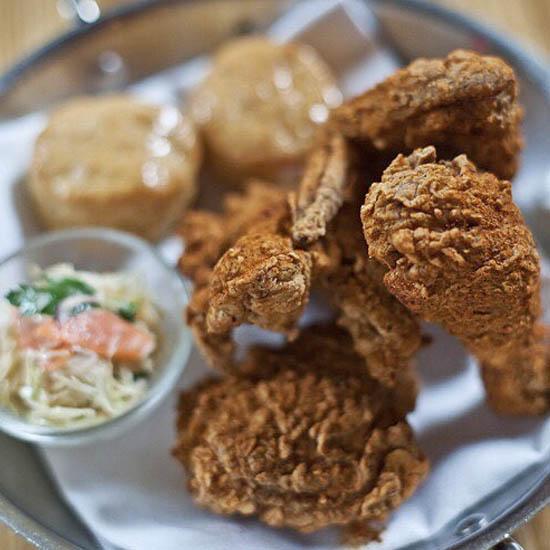 Dutch Miami Fried Chicken