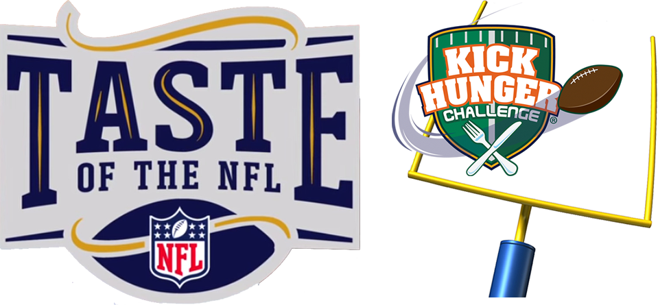 NFL, Taste of the NFL, Cooking, Demo, Chefs, Player, Competition
