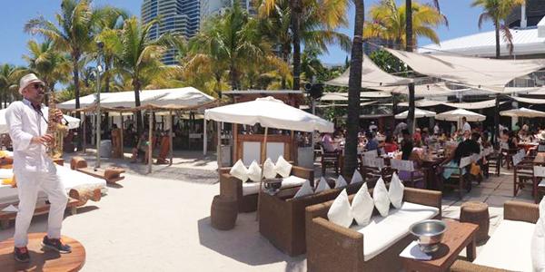 Nikki Beach Miami Club Best On The World 2017