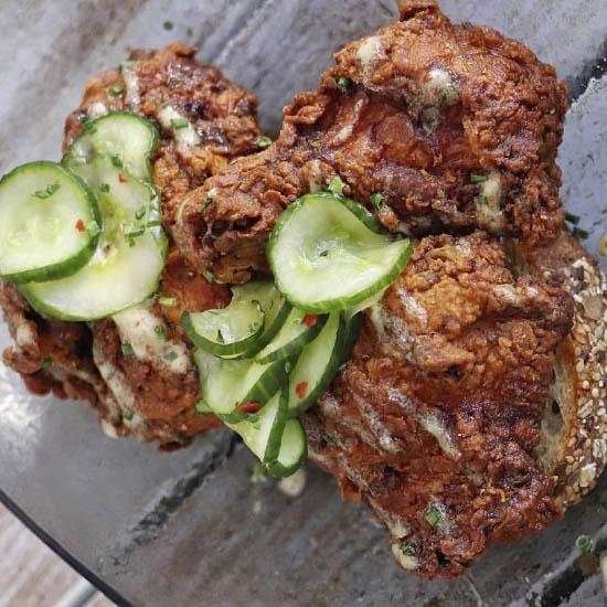 Bird & Bone Miami Fried Chicken