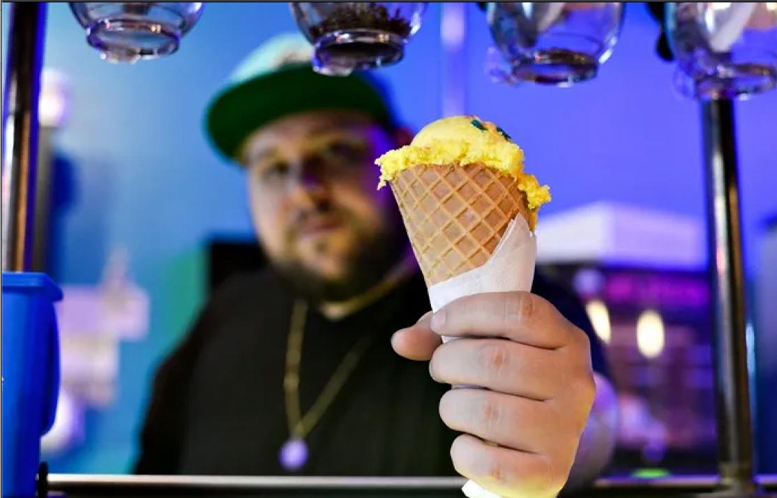 Mr. Kream Ice Cream Shop